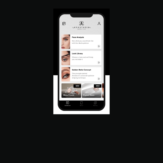 QUALITANCE develops the first mobile application for Anastasia Beverly Hills